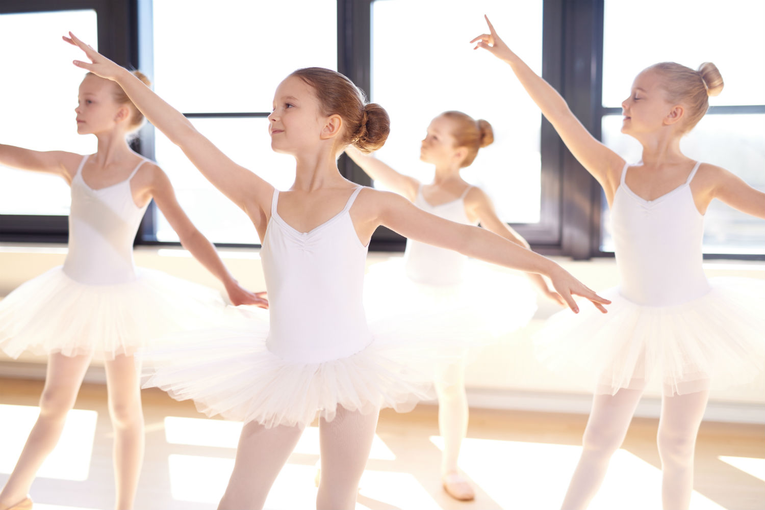 proffesional ballet classes